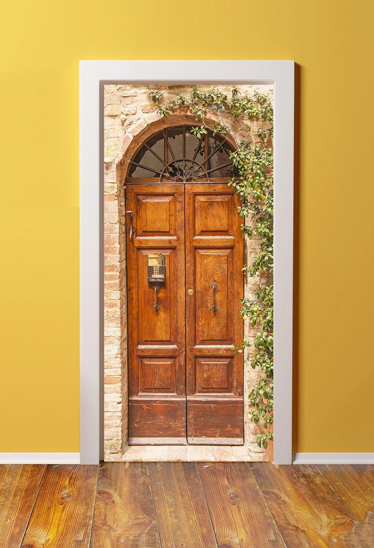 58 Best In Doors Images On Pinterest Door Stickers