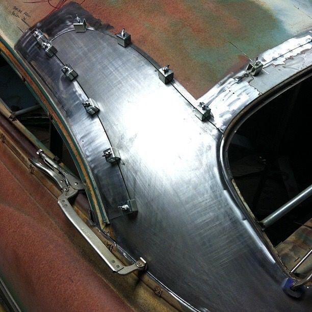 Metal shaping