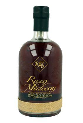 RUM MALECON ESPLENDIDA Rum da meditazione per occasioni particolari. #Rum #MaleconEsplendida