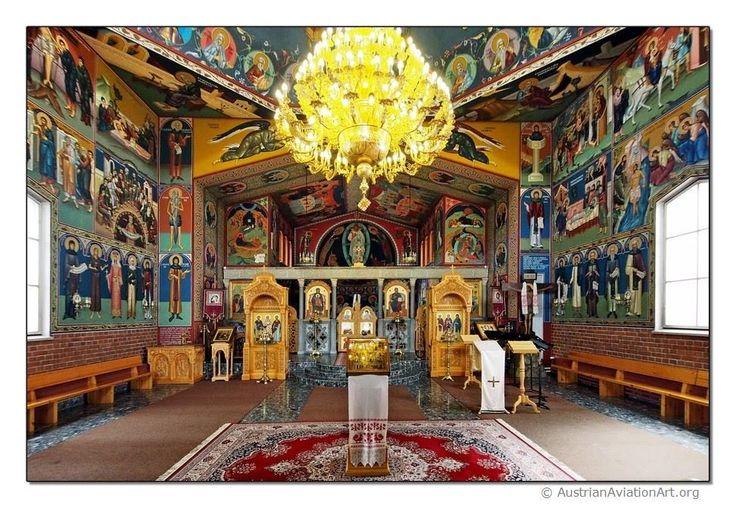 Kajaanin ortodoksinen kirkko, Kristuksen kirkastumisen muistolle pyhitetty kirkko