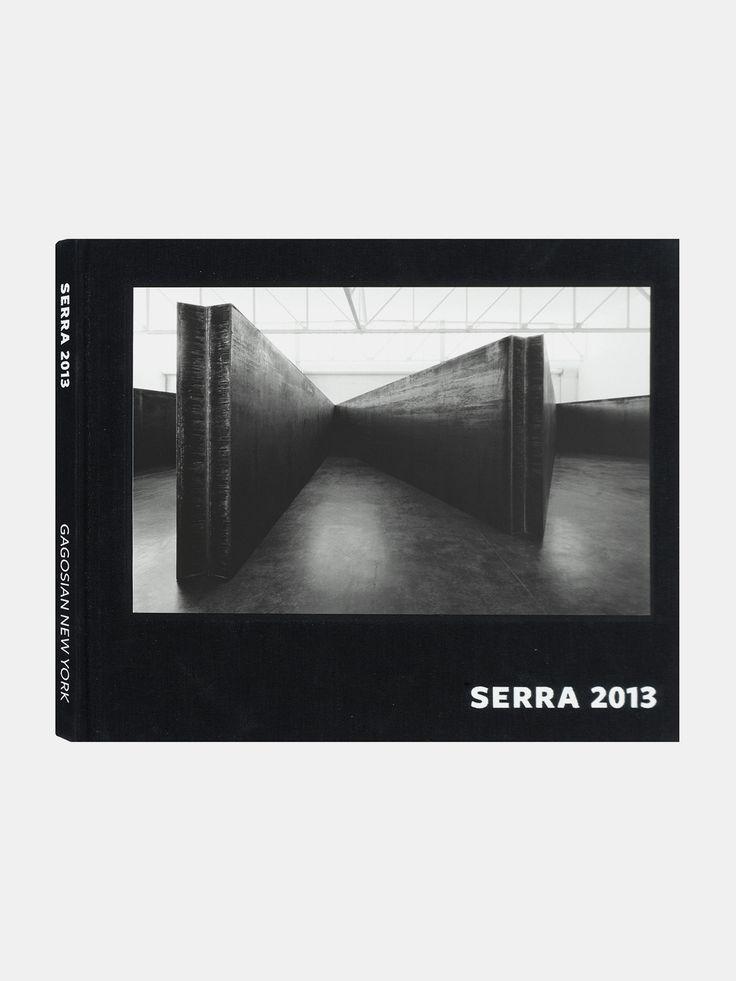 RIZZOLI , Richard Serra 2013  #shopigo #shopigono17 #ss16 #conceptstore #onlinestore #onlineshopping #buyonline #onlineconceptstore #rizzoli #books #lifestyle