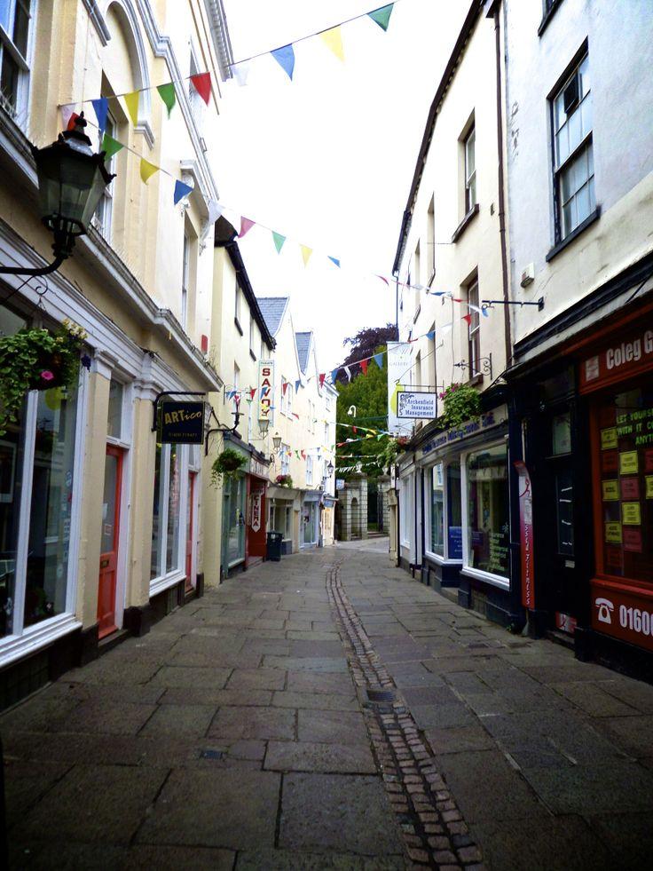 Monmouth, Wales, UK