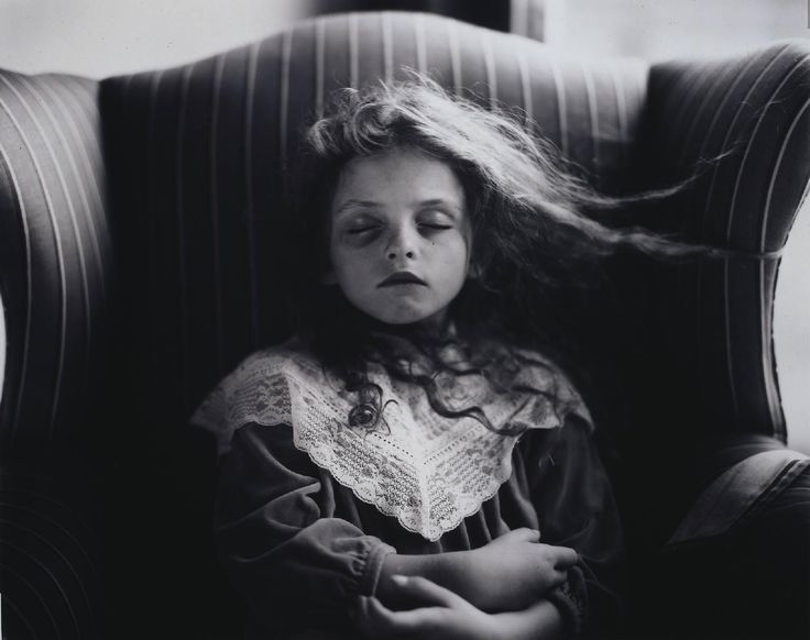 Sally Mann... one of my favorite photographers of all time!!!