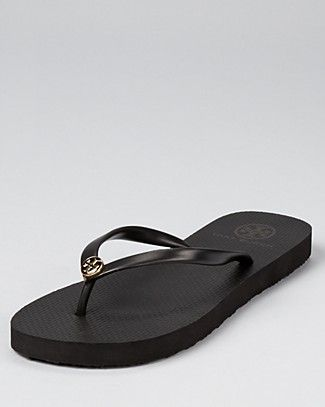 Tory Burch Sandals - Thin Flip Flop | Bloomingdale's