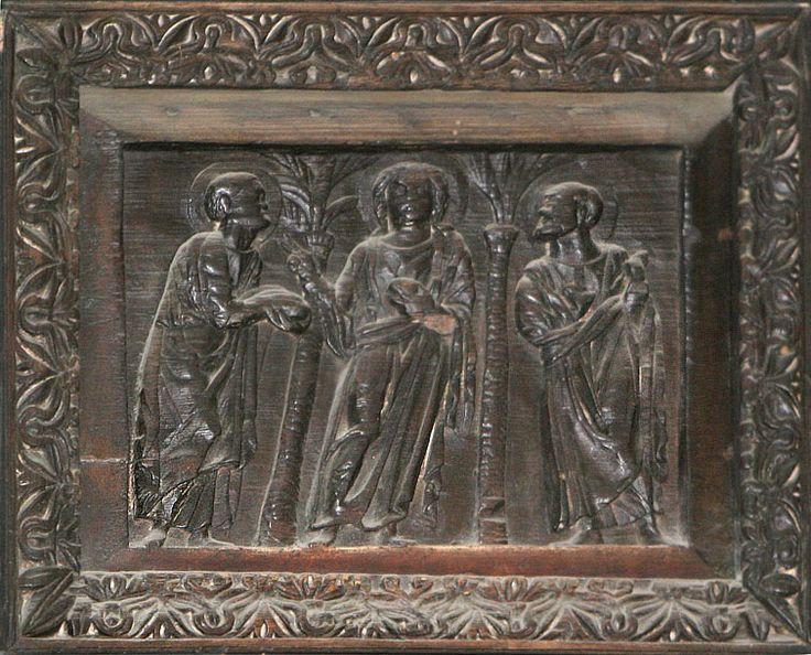 Peter, Jesus and Paul