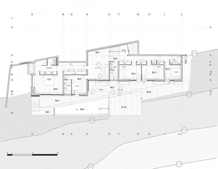 Casa Beranda,Planta Nivel -1