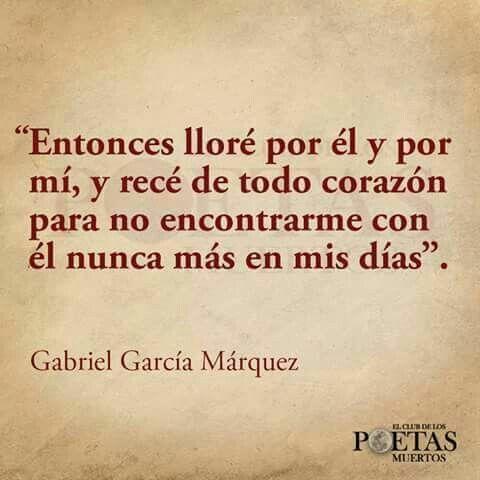 Simplemente Garcia Márquez