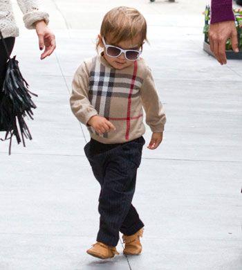 Kourtney Kardashian's Son, Mason Disick, Most Fashionable Celebrity Kid of 2012