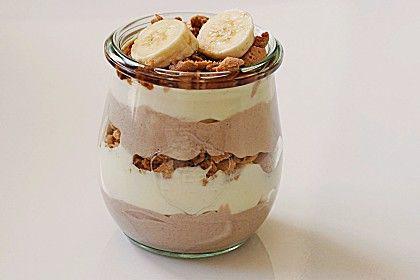 Bananen - Vanille - Schokocreme - Dessert, ein schmackhaftes Rezept aus der Kategorie Dessert. Bewertungen: 80. Durchschnitt: Ø 4,3.