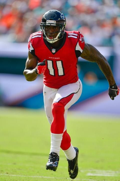 Julio Jones... getting healthy for 2014 season