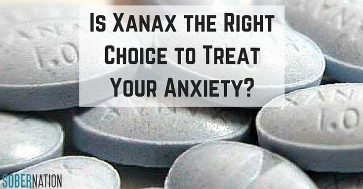 Xanax-anxiety