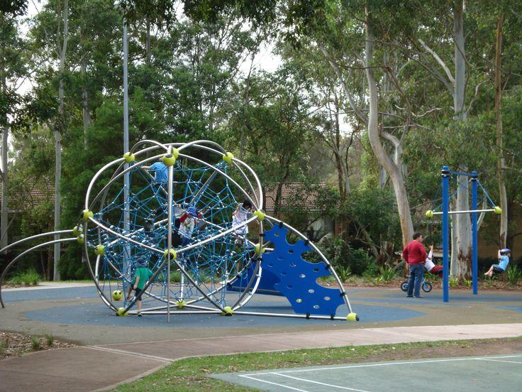 Waterloo Park & Kids Playground - Waterloo Road, Marsfield, NSW #Marsfield #Ryde #Park #Playground #Kids #CityofRyde #RydeLocal #Children #Walking #Fitness