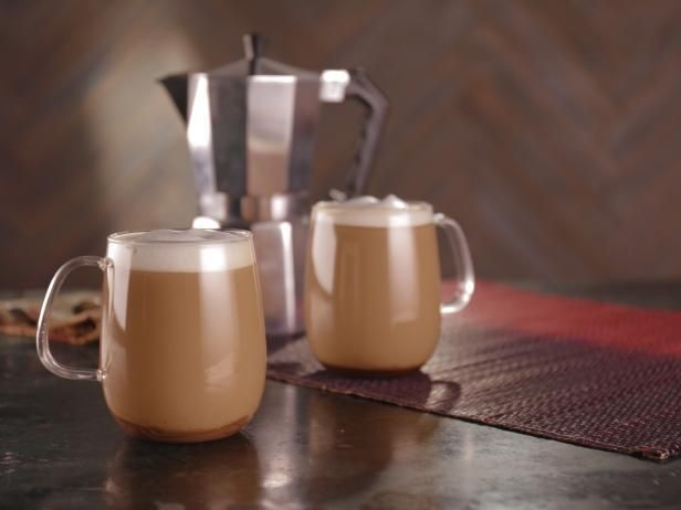 Pumpkin Latte Recipe from Food Network - Bobby Flay (Thanksgiving Brunch)