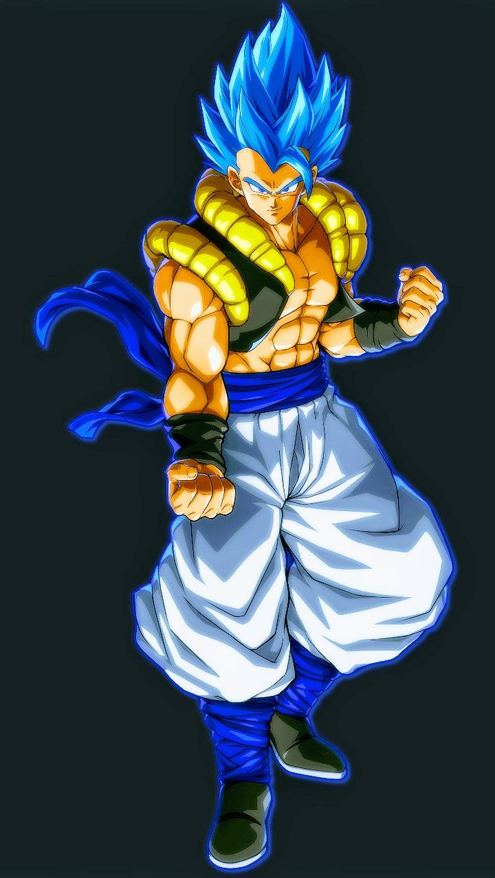 Gogeta Super Saiyan Blue Dragon Ball Super Anime Dragon Ball Super Dragon Ball Super Manga Dragon Ball Artwork