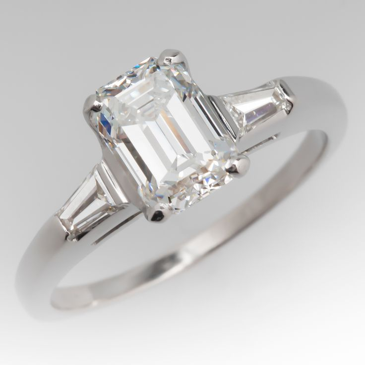 313 best vintage engagement rings images on pinterest