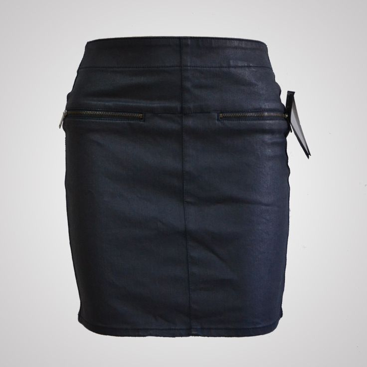 Fusta Zara , Culoare neagra , marime 36