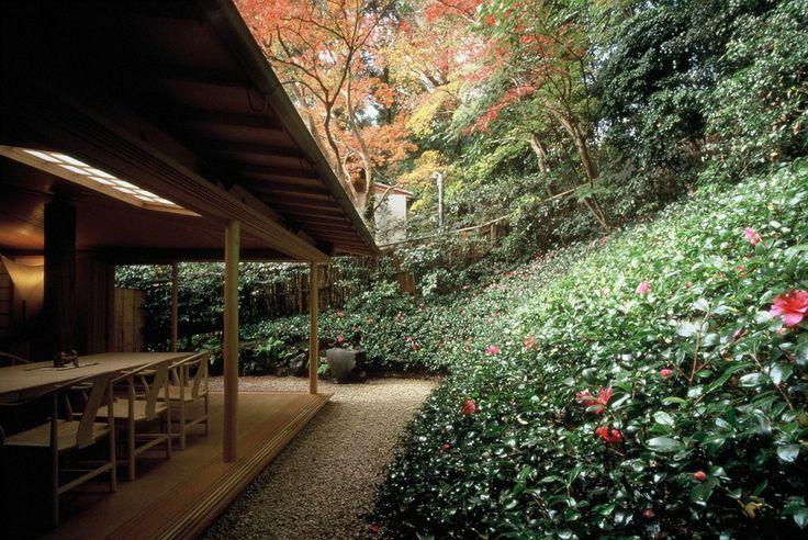 若王子の家(増改築)|横内敏人建築設計事務所 House in Nyakuouji, 1992