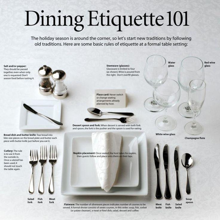 22 Best Table Settings Images On Pinterest