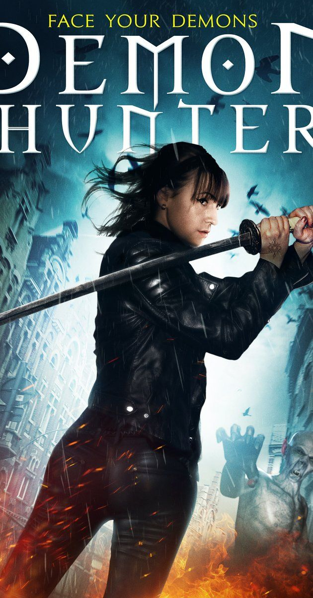 Demon Hunter (set in Dublin)
