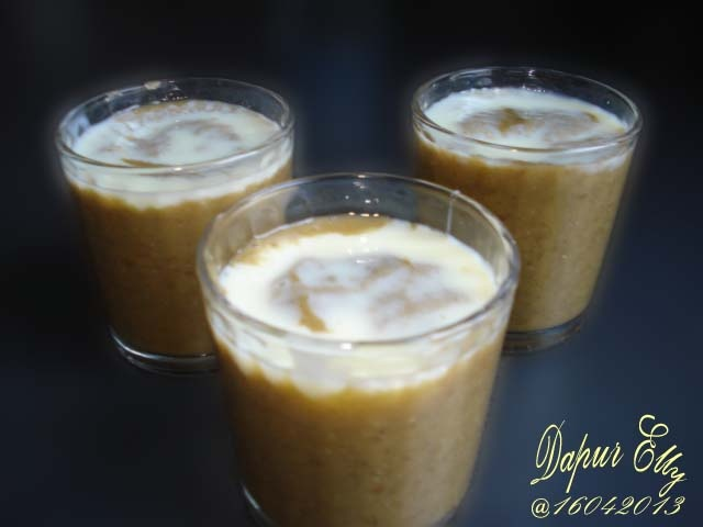 Mung Bean Smoothie
