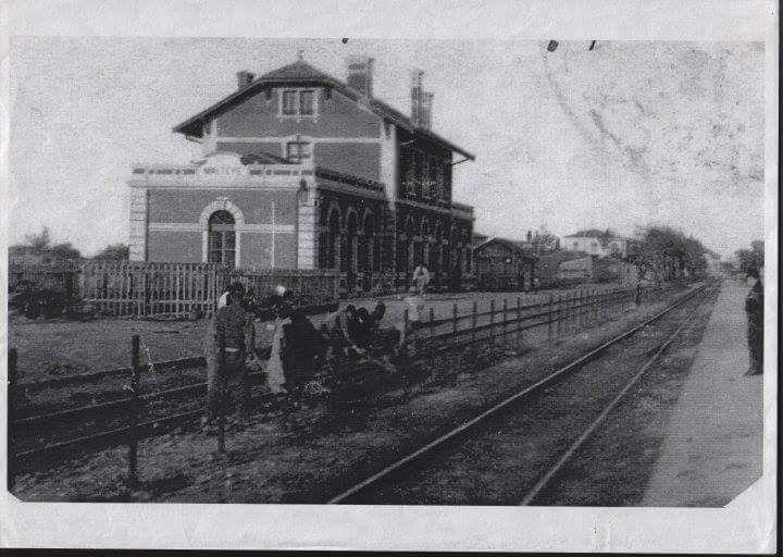 Maltepe Tren İstasyonu #birzamanlar