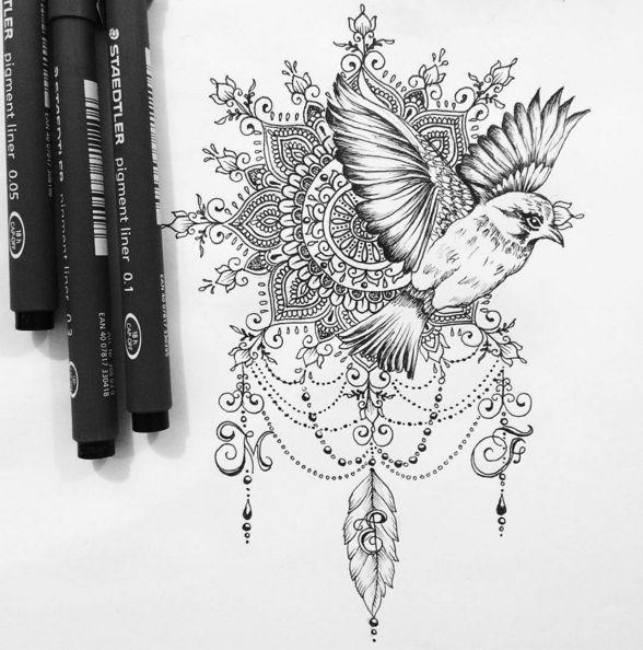 Olivia-Fayne Tattoo Design - MISCELLANEOUS