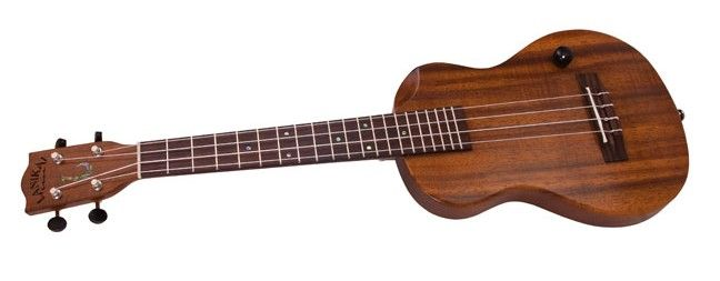 Last summer, Lanikai Ukuleles unveiled its Makau Series of instruments. Each uke in the line is handmade in downtown Honolulu, Hawaii, with all-solid koa backs and sides, rosewood fingerboards, Hon...