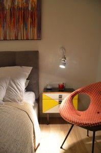 Projekt wnętrz mieszkania w Wilanowie