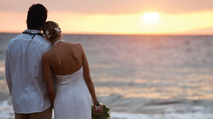 Wed in Wailea This winter, Four Seasons Resort Maui is giving away one enchanted wedding day – including a deluxe wedding ceremony package, Oceanfront One-Bedroom Suite for five nights, airfare credit and more – to one lucky couple