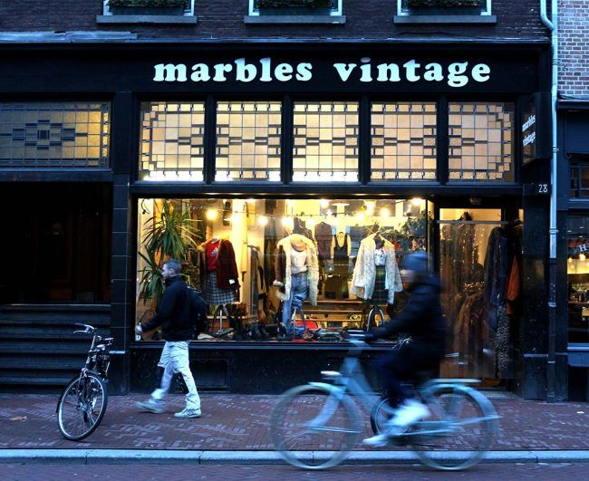 Best Vintage Clothing Shopping In Amsterdam Cute Shops Markets In 2020 Shopping Outfit Vintage Clothes Shop Vintage Outfits