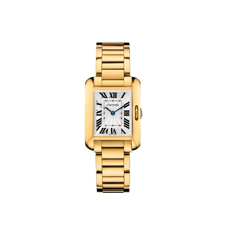Cartier Tank Anglaise Watch From Cartier.us