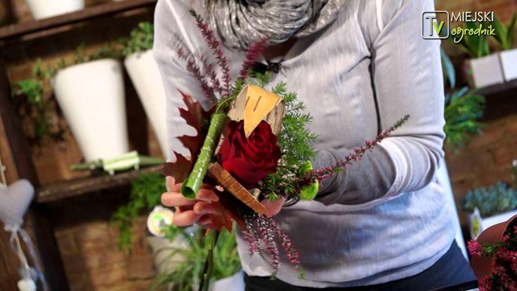 Sekunda dla Kwiatów - pojedyncza róża na wiele okazji S01 E06