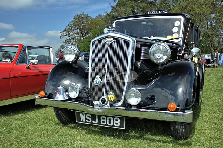 Wolseley Police Car