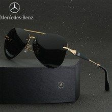 "Mens Name Brand ""Mercedes-Benz"" Polarized UV Sunglasses"
