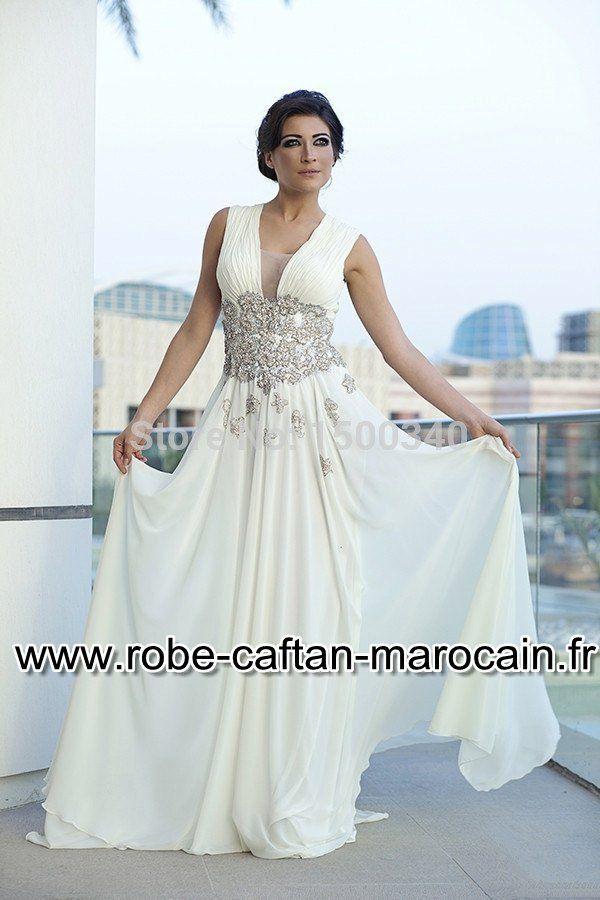 Robe de soiree mariage marocain