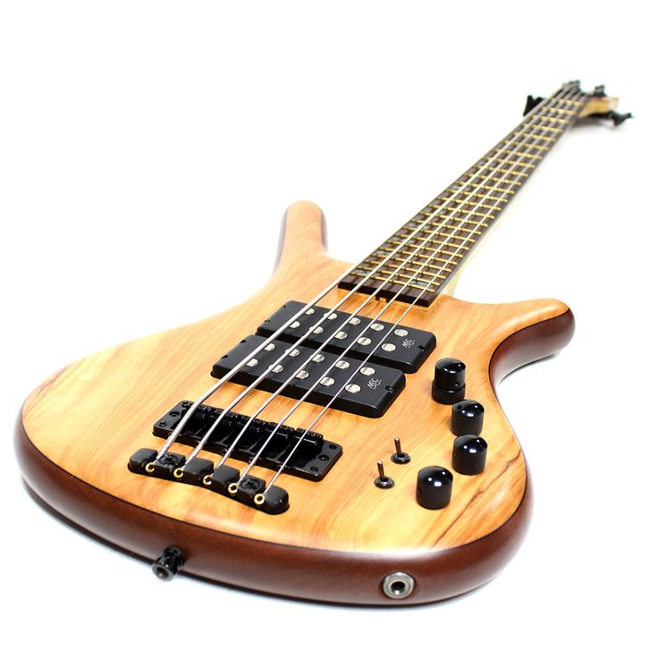 2009 Warwick Corvette Ltd Bass... want a tailpiece like this for a guitar
