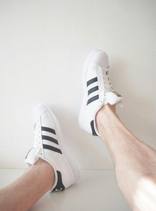 Back to basics #adidas #superstar
