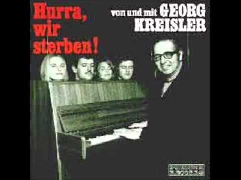 Georg Kreisler - Hurra, Wir sterben! (3:29)