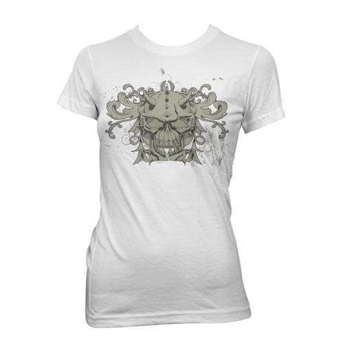 Hvit-Tskjorte-printet-og-trykket-med-TTC-transferpapir-hodeskalle  Lys tskjorte trykket med TTC Transferpapir http://www.themagictouch.no