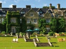 The magnificent South Lodge Country House Hotel - One of the finest and most luxurious wedding venues in the UK. It boasts 93 acres of glorious countryside, 89 individually styled rooms and even a hot tub on the terrace overlooking the glorious Sussex Downs. Tucked away in Horsham, West Sussex,  this traditional wedding venue is simply spectacular!