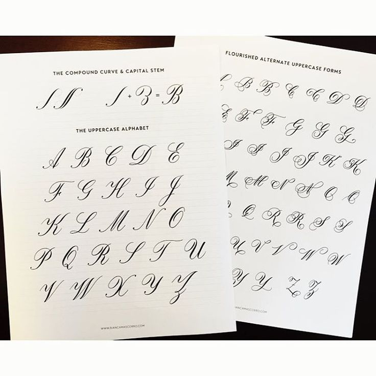 17 Best Images About Calligraphy Scripts Exemplars On