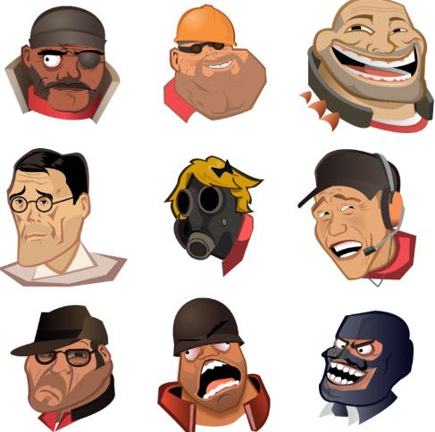 I saw this F2P Heavy post a few days ago and this... - TF2 Memes