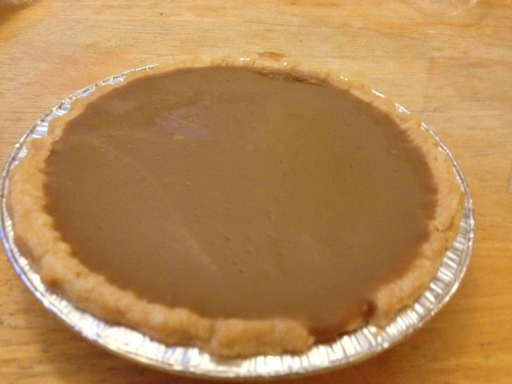 Amish Butterscotch Pie | Amish Recipes Oasis Newsfeatures - a special request from G.. she loves her sweets! :-)