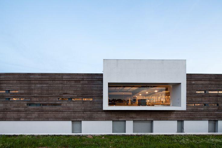 Adega Logowines . Pmc/Arquitectos