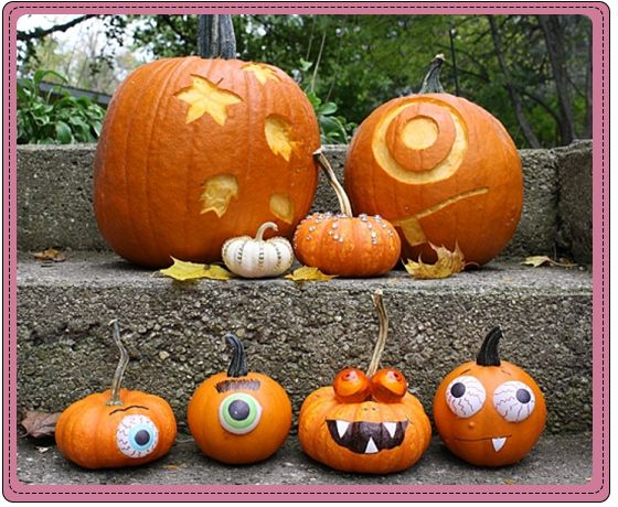 carve and decorate fun creative pumpkins brought to you by the menards kids club http - Menards Halloween Decorations