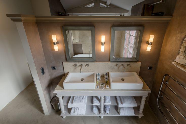 Salle de bain - Chambre Élégance #bastideduclos