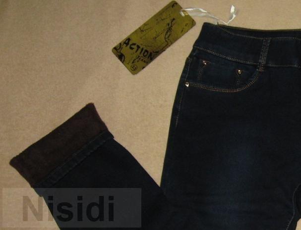 Продам утепленные женские джинсы ACTION на кокетке Днепропетровск - https://nisidiua.com/dealers/2480-natalya-v/store.html
