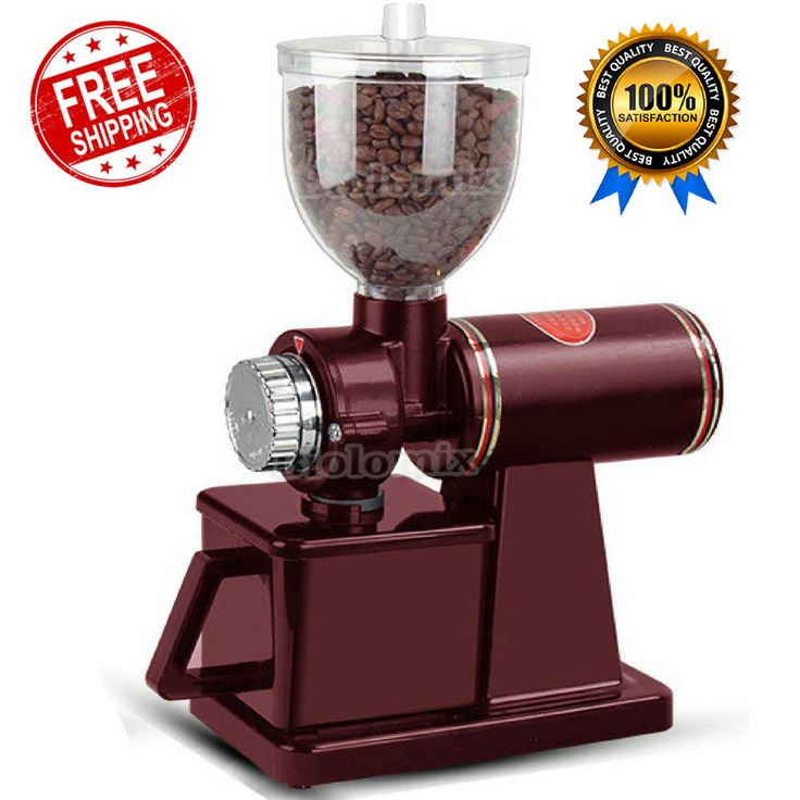 Best coffee commercial electric grinder milling grinding