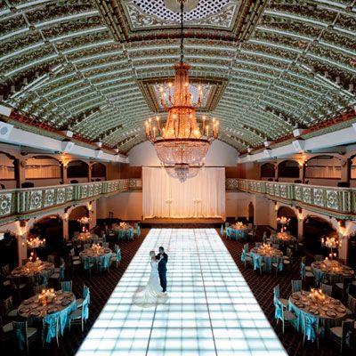 Chicago Wedding Venue: Millennium Knickerbocker Chicago Chicago Wedding Ceremony & Reception Venue Chicago, IL