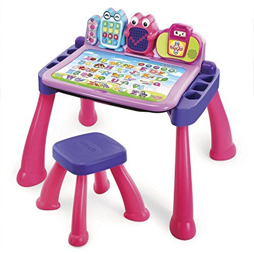 Touch And Learn Activity Desk Deluxe Gifts For 3 Year